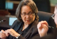 Photo of Minister Patricia de Lille slams detractors