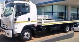 Service truck Driver