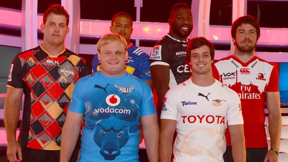 SA's Super Rugby teams go Marvel superheroes for 2019 tournament