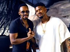 Usher and Donald