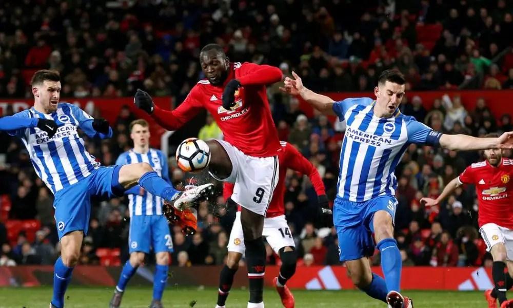Kết quả hình ảnh cho Manchester United vs Brighton & Hove Albion preview