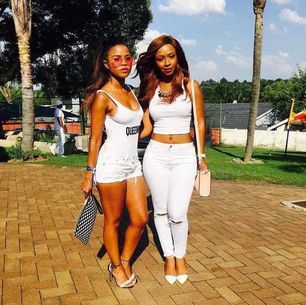 Boity and Khanya Mkangisa