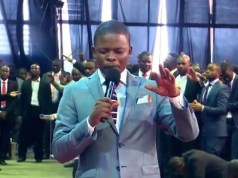 Bushiri's ECG church