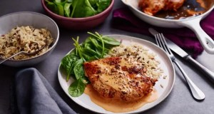 Creamy paprika chicken
