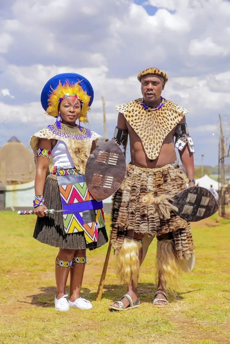 Mpiyakhe and Sibongile