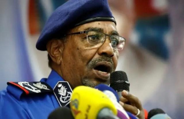 President Omar al-Bashir