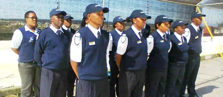Factory security guards wanted: Salary R6 000 to R8 000 per