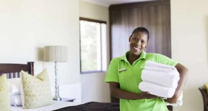 hotel cleaners