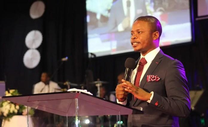 prophet Shepherd Bushiri