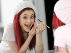 American singer Ariana Grande