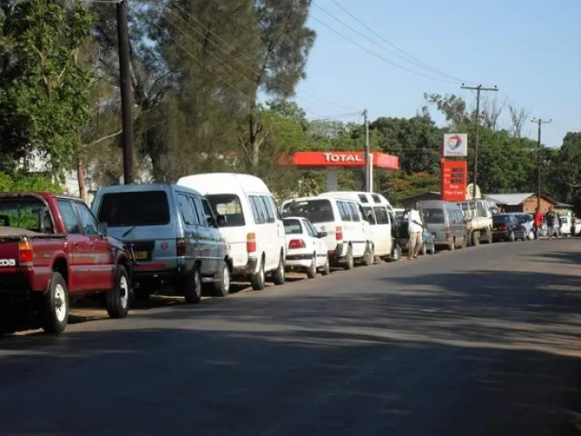 Fuel shortages