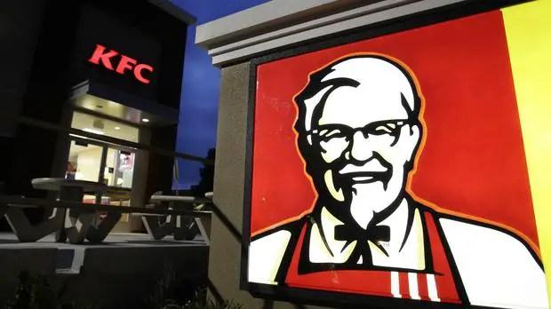 KFC outlets