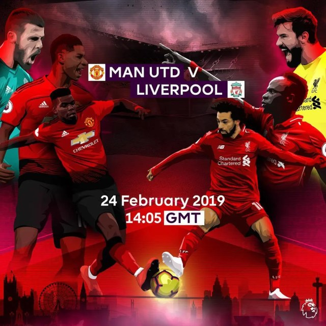 Manchester United Vs Liverpool Match Preview News365coza