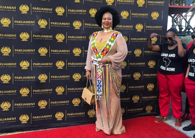 MP Dikeledi