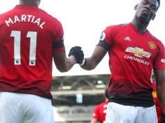 Manchester United 3 - 0 Fulham