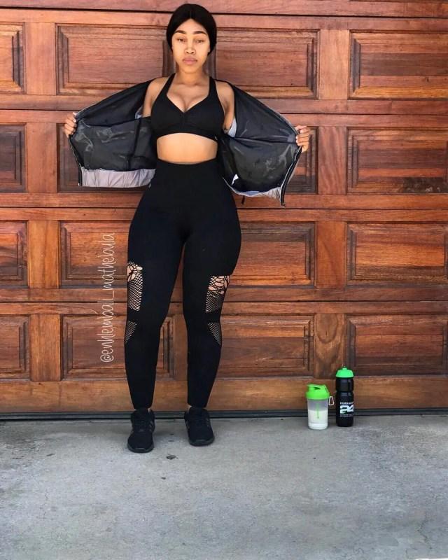 Enhle Mbali Mathebula