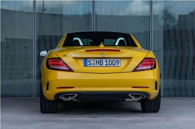 Mecerdes Benz SLC