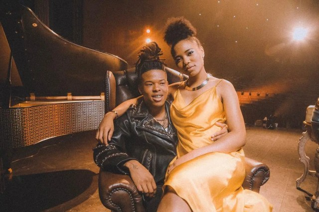 Nasty C and Bae