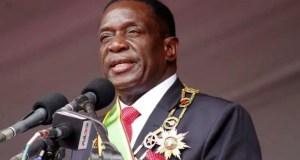 President Emmerson Dambudzo Mnangagwa