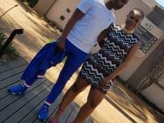 Zodwa Wabantu and Bae