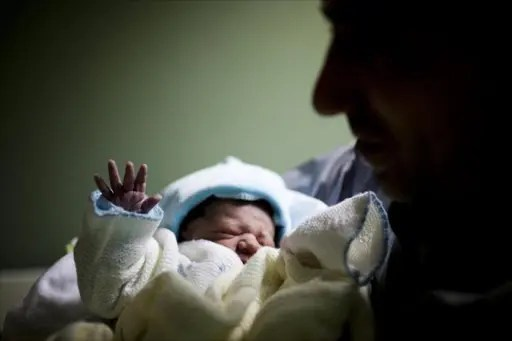 miracle' baby girl