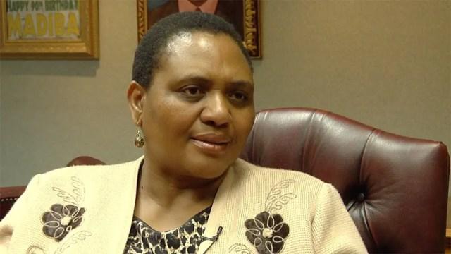 ANC MP Thoko Didiza