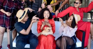 Ayanda Thabethe Birthday Celebrations