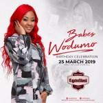 Babes Wodumo at Eyadini Lounge