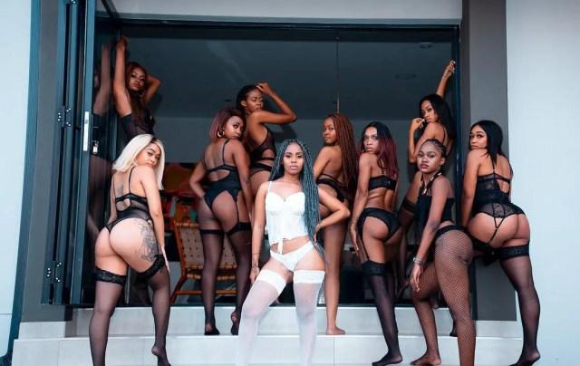 Image result for Yolanda Mvelase bachelorette party
