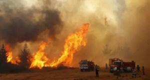 Kenyan fire