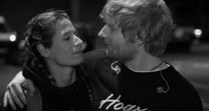 Newly-wed Ed Sheeran