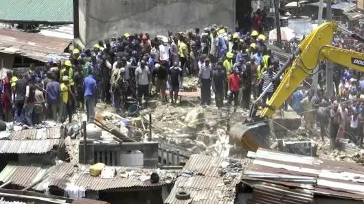 building collapses in Nigeria