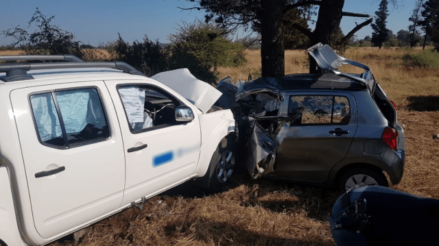 Carletonville Accident