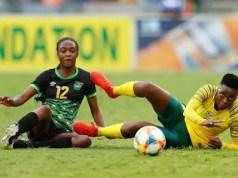 Banyana Banyana vs Jamaica