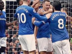 Everton 1 - 0 Arsenal