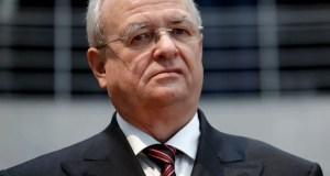 Former Volkswagen boss