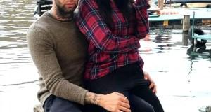 Kelly Khumalo and Chad da Don