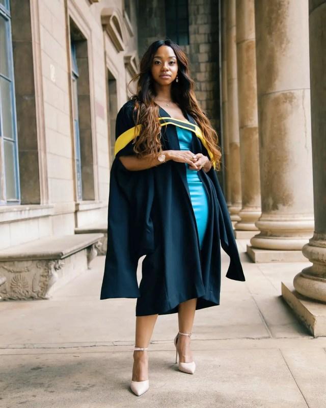 Larona Moagi Graduates