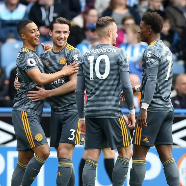 Leicester City 4 - 1 Huddersfield