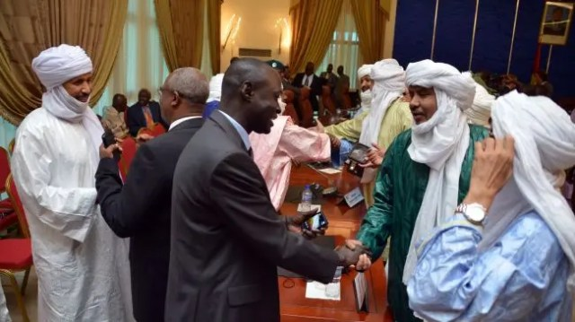 Malian government resigns