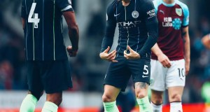 Manchester City 1 - 0 Burnley