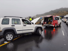 N3 car crash
