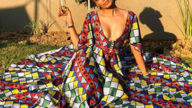 Photo of Mzansi celebs Heritage day outfits – Pictures