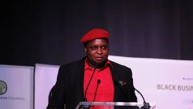 Photo of There is a price tag on Floyd Shivambu's head – Julius Malema