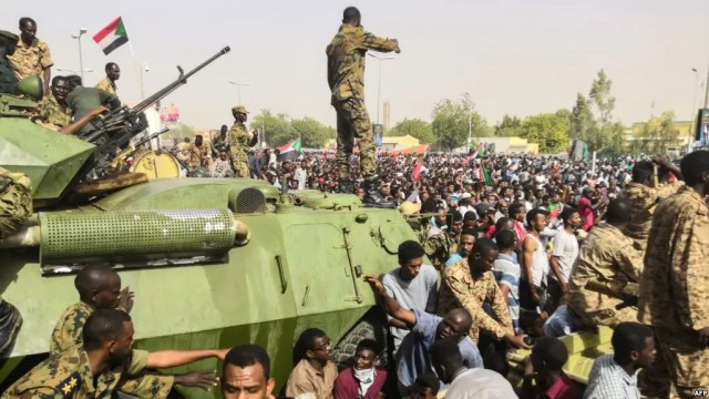 Sudan's military headquarters