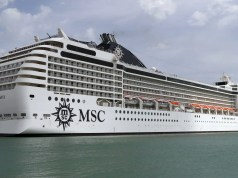 new cruise line company to SA