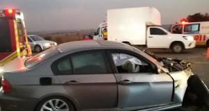 Driver Injured after crashing into tree