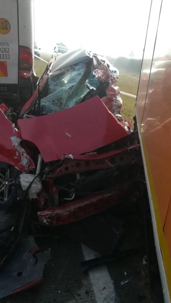 N1 Horror Crash