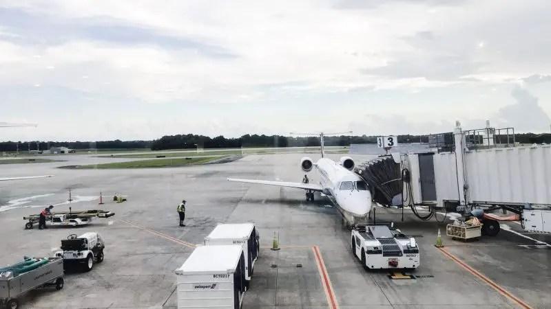 Airport adventure