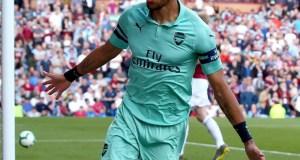 Arsenal 3 - 1 Burnley